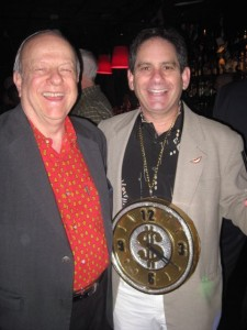 Craig convinces Michael Larsen that time IS money!